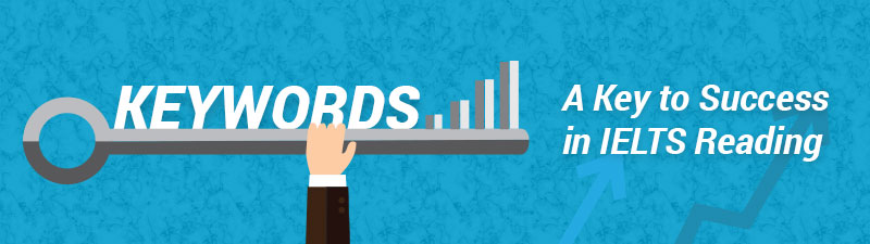 IELTS Reading: Significance of Finding Keywords & Synonyms
