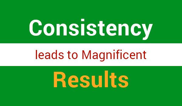 IELTS Consistency