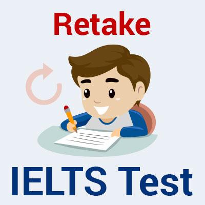 IELTS Retake