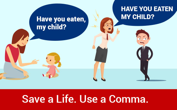 Grammar is save life