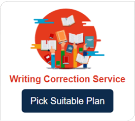 Easter Writing Correction offer