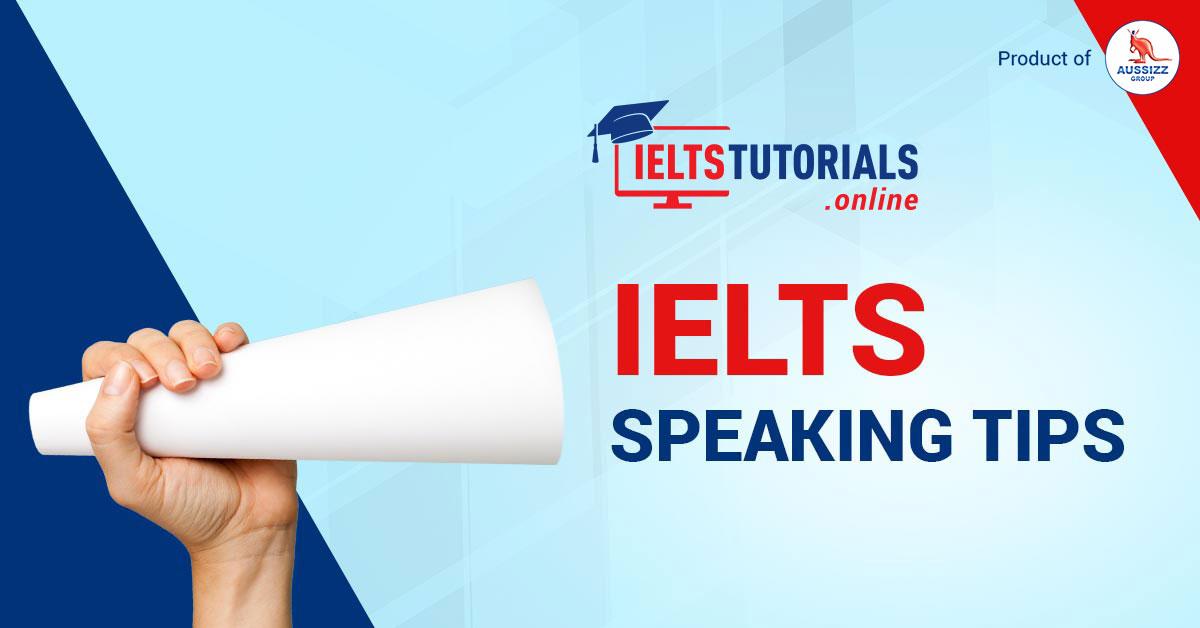IELTS Speaking Assessment Criteria | IELTS Tutorials