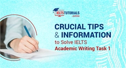 IELTS Academic Writing Task 1: Tips with A Sample Question